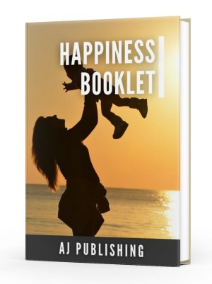 Happiness booklet